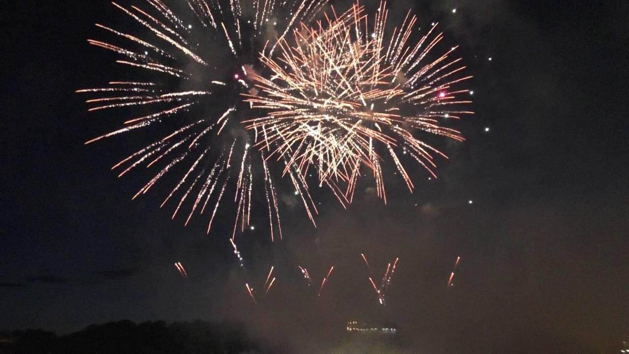 Фестиваль фейерверков Чебоксары