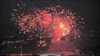Закрытие Азиатских игр, 2011 год